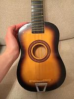 Отдается в дар Мексиканская гитара