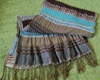 Отдается в дар Разноцветный шарф