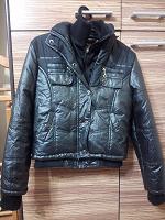 Отдается в дар Стильная женская курточка