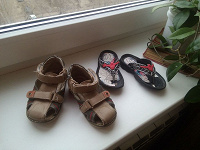 Отдается в дар Летняя обувь на мальчика( или девочке)