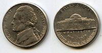 Отдается в дар 5 центов США