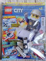 Отдается в дар Журнал Lego