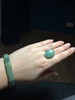 Отдается в дар Браслет и кольцо
