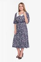 Отдается в дар Платье 58-60 размер (тянется)