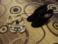 Отдается в дар обувь маме и дочке