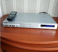 Отдается в дар DVD плеер, DVD проигрыватель BBK DV939S