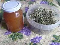 Отдается в дар Мёд и чабрец