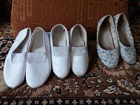 Отдается в дар Девичья обувь размер 30