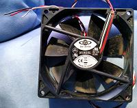 Отдается в дар кулер для компутера в корпус 9cm