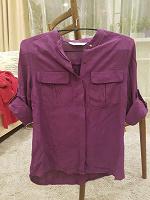 Отдается в дар Женская блузка, 40 размер