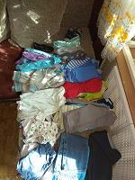Отдается в дар пакет одежды на мальчика 1.5-3лет