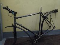 Отдается в дар Рама от велосипеда Спутник