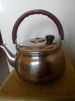 Отдается в дар Чайник из нержавейки