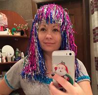 Отдается в дар Волосы для нового года!!!