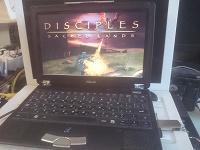 Отдается в дар Ноутбук ASUS i200