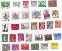 Отдается в дар марки