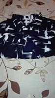 Отдается в дар Рубашка мужская, размер на фото,Italy
