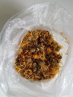 Отдается в дар Сушеные цветы календулы