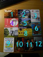 Отдается в дар Карманные календарики разные