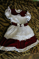 Отдается в дар Платье для девочки.
