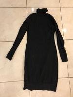 Отдается в дар Тёплое платье 46