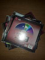 Отдается в дар Боксы для дисков