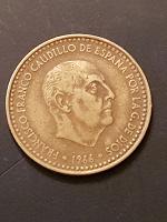 Отдается в дар Монета Испания
