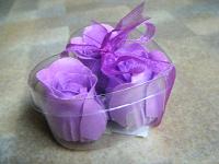 Отдается в дар мыльные розы для принятия ванн