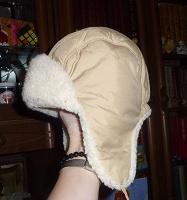 Отдается в дар Наитеплейшая детская шапка