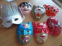 Отдается в дар Детские маски