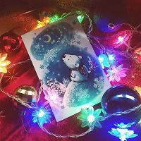 Отдается в дар Подарок к новому году (: