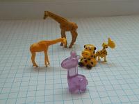 Отдается в дар Жирафчики