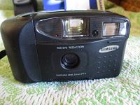 Отдается в дар Пленочный фотоаппарат самсунг