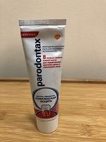Отдается в дар Зубная паста Paradontax
