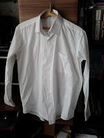 Отдается в дар рубашки мужские, примерно 50 размера