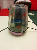 Отдается в дар аквариум-светильник