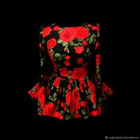 Отдается в дар Новая блузка размер 42-44