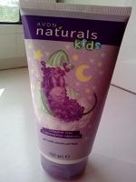 Отдается в дар AVON Детский лосьон для тела «Сладкие сны» с ароматом лаванды.