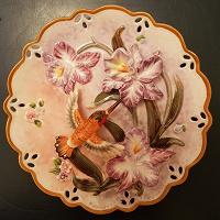 Отдается в дар Декоративная тарелочка