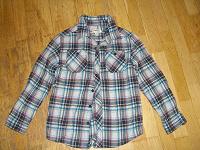 Отдается в дар рубашка мальчику 8-10 лет