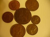 Отдается в дар монетки Великобритании