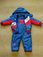 Отдается в дар Теплый деми-костюм мальчику 1,5 лет