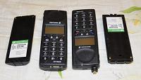 Отдается в дар (Антикварные мобилки Ericsson GH688 + аккумуляторы) х 2 для коллекции или на ЗЧ/ХМ/ХЗ