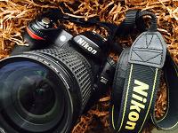 Отдается в дар Фотоаппарат Nikon D80