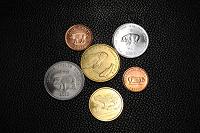 Отдается в дар Поросята, свиньи, кабаны на монетах.