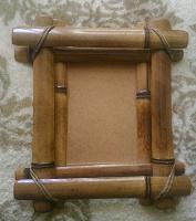 Отдается в дар Фоторамка деревянная