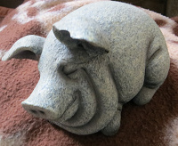 Отдается в дар Копилка — свин.