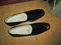 Отдается в дар туфли женские р-р 40
