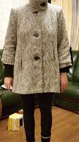 Отдается в дар Демисезонное пальто 46 размера