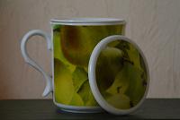 Отдается в дар Чайная заварочная кружка